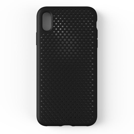 iPhone XS Max Mesh Case (Black)