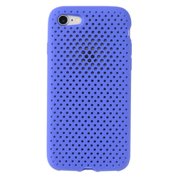 iPhone 8 / 7 Mesh Case (NeoBlue)