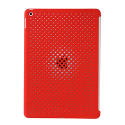 iPad 10.2 inch Mesh Case(Red)
