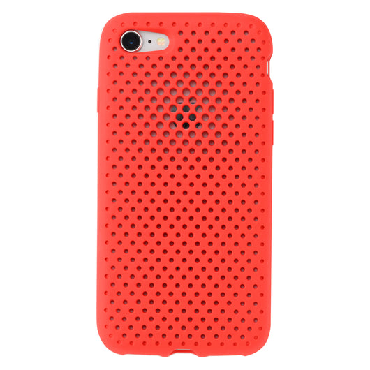 iPhone 8 / 7 Mesh Case(Red)