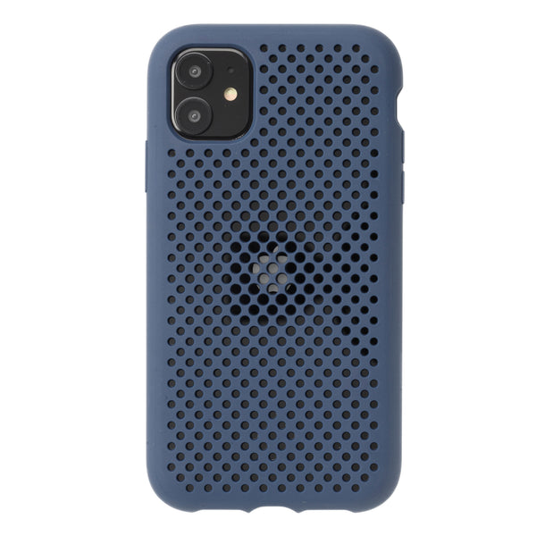 iPhone 11 Mesh Case(Navy)