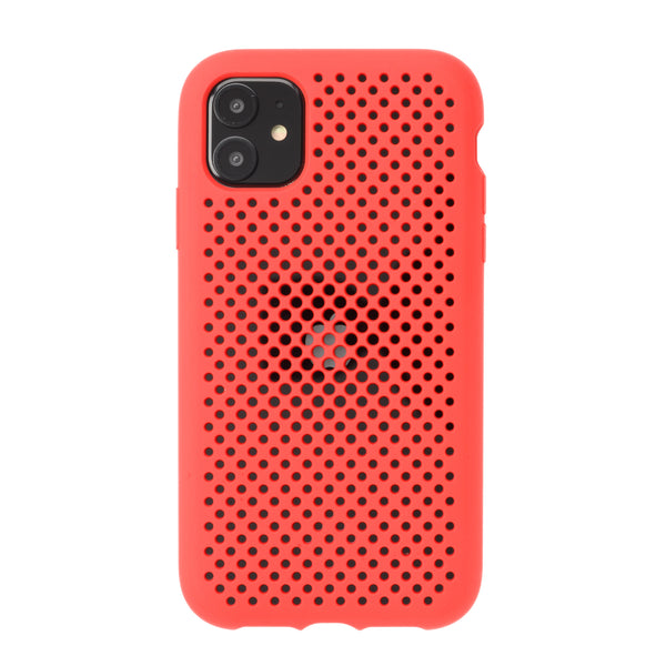 iPhone 11 Mesh Case(Red)