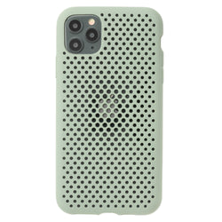 iPhone 11 Pro Max Mesh Case(ClayGreen)