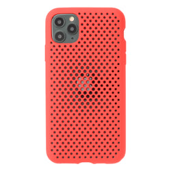 iPhone 11 Pro Max Mesh Case(Red)