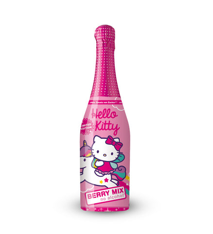 Hello Kitty Berry-Mix limited Einhorn-Edition 0,75l