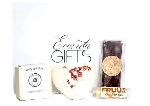 Love Heart Gift Set - Small