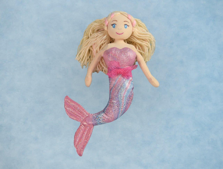 Mermaid Plush colourful