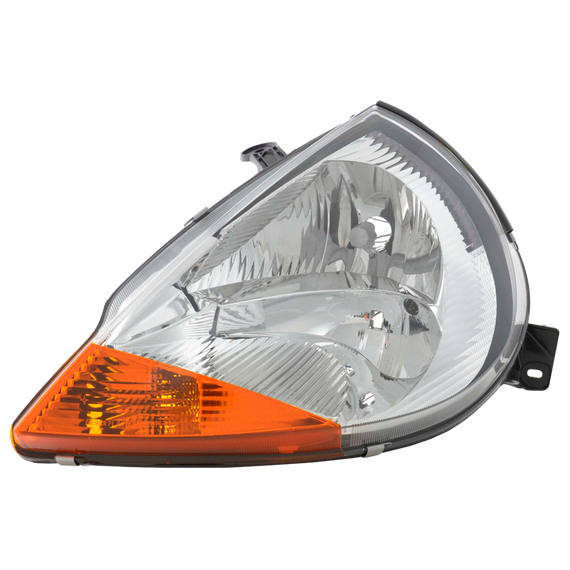 Spare Parts Headlight Left Ford KA (TYP RBT)