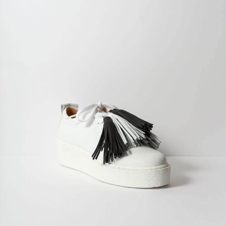 Zapatillas Deportivas | Flash White