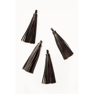 Zoe Leather Tassels