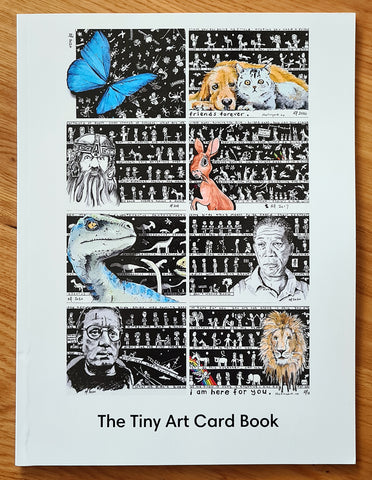 The Tiny Art Card Book