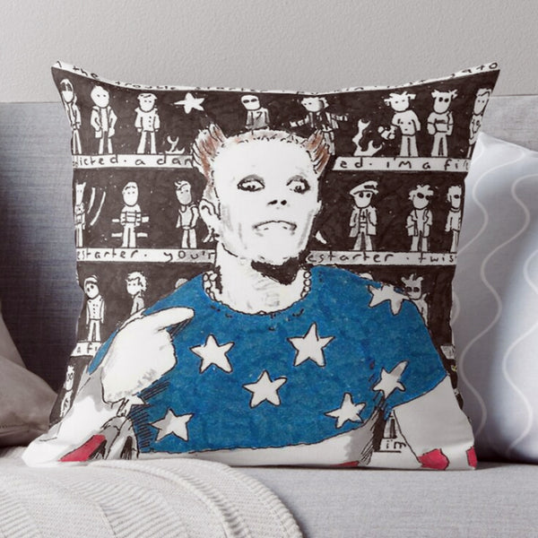 Prodigy Cushion - The Tiny Art Co