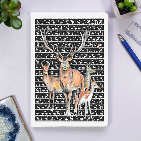 Notebook - Stag