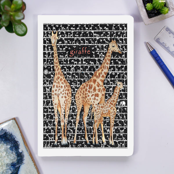Notebook - Giraffe