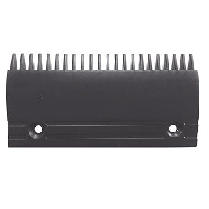 Fujitec GS8000 Center Black Plastic Comb Plate - Neeep