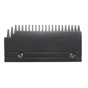 Fujitec GS8000 Left Black Plastic Comb Plate - Neeep