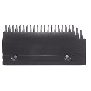 Fujitec GS8000 Right Black Plastic Comb Plate - Neeep