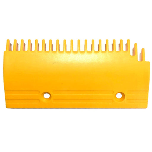 Fujitec GS8000 Right Yellow Plastic Comb Plate - Neeep