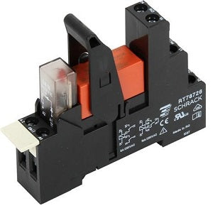 Socket with Relay Schindler NES-1713
