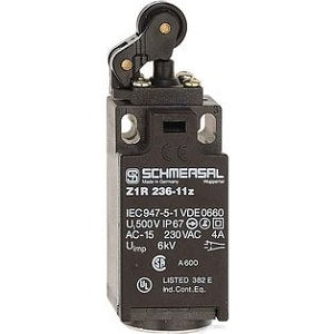 Limit Switch Manual Reset Schindler 337204