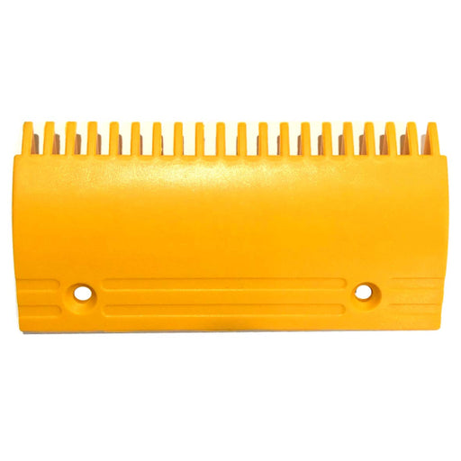 Fujitec GS8000 Center Yellow Plastic Comb Plate - Neeep