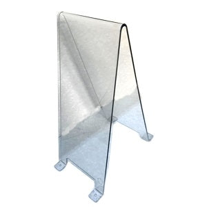 "Escalator Barrier 9""x21"" 9300 Double deck guard clq9307 - Neeep"