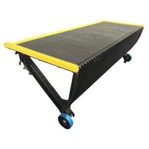 Otis 506 Step 800mm Black with Yellow Demarcation - Neeep