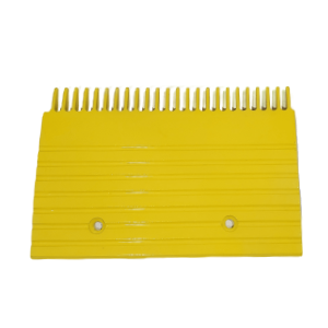 Otis 506/506SL/510 Left Yellow Aluminum Comb Plate - Neeep