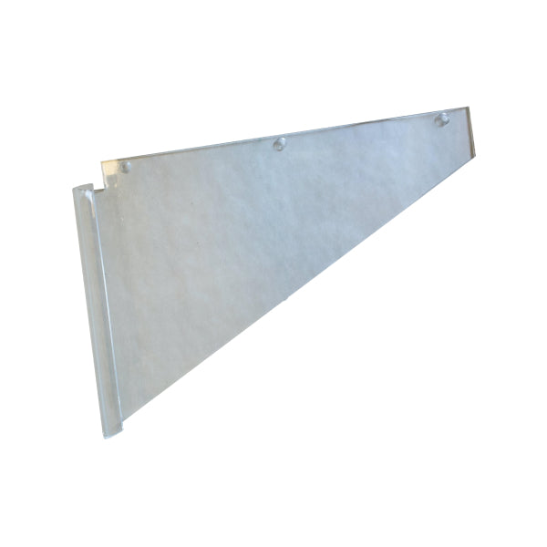 Soffit Ceiling Guard Right 30 Degree - Neeep