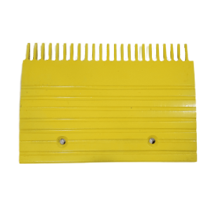 Otis 506/506SL/510 Right Yellow Aluminum Comb Plate - Neeep
