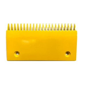 Comb for Schindler 9300   Center Aluminum SMR313609: Part # 281  Center Alum Yellow SMR313283: Part # 277  Center Alum Yellow CLQ9623: Part # 1359  Center Alum Black SMR318762: Part # 279 513207: Part # 1  Side Plastic 513208: Part # 2
