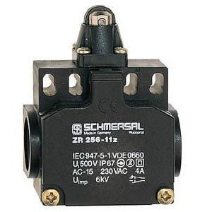 limit switch schmersal zr 256-02z zr25602z