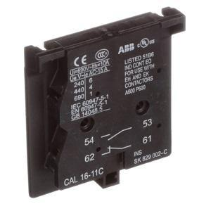 ABB Auxiliary Contact CAL16-11C - NEEEP