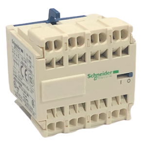 Schneider Electric Auxiliary Contact Block LA1KN043 - NEEEP