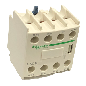 Schneider Electric Auxiliary Contact Block LADN04 - NEEEP