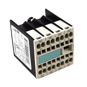 SIEMENS Auxiliary Switch Block 3RH1911-2GA04 - NEEEP