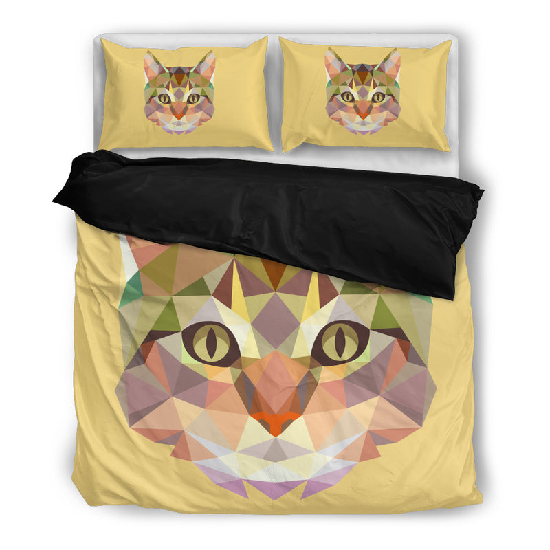 Prism Cat Bedding Set