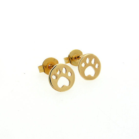 Cute and Unique Cat's Paw Stud Earrings - JUST PAY SHIPPING AND HANDLING