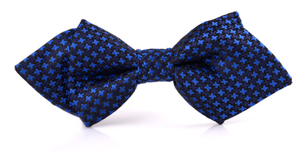 Dog Bow Tie Collar with Elastic Strap and Cute Knot