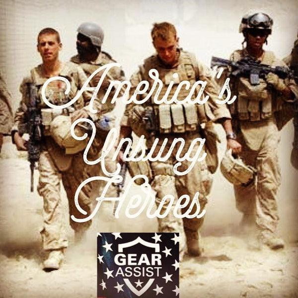 America's Unsung Heroes Shop At Gear Assist
