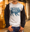 American Made - Bison Shirt