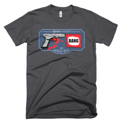 Bang Gun | Gear Assist Patriotic Tee - Gear Assist