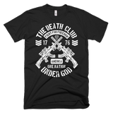 Death Club | One Nation Under God Tee - Gear Assist