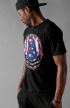 Don't Tread On Me Snake Logo | Gear Assist Patriotic Tee
