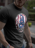 Don't Tread On Me Snake Logo | Gear Assist Patriotic Tee - Gear Assist