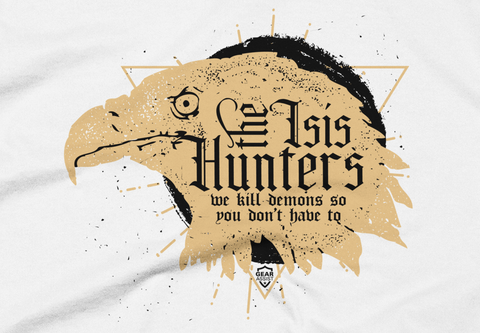 Eagle! Demon Killer | The ISIS Hunters Tee