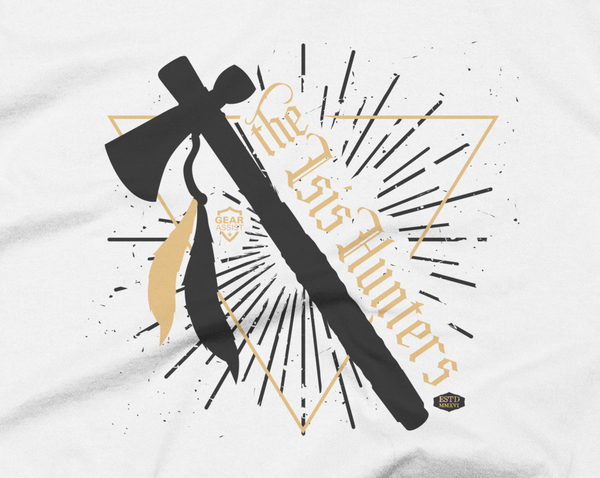 Tomahawk Warrior | The ISIS Hunters Tee - Gear Assist