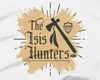 Tomahawk Logo | The ISIS Hunters Tee