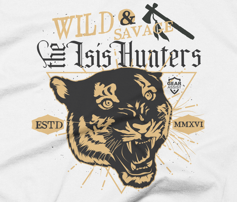 Wild & Savage! | The ISIS Hunters Tee