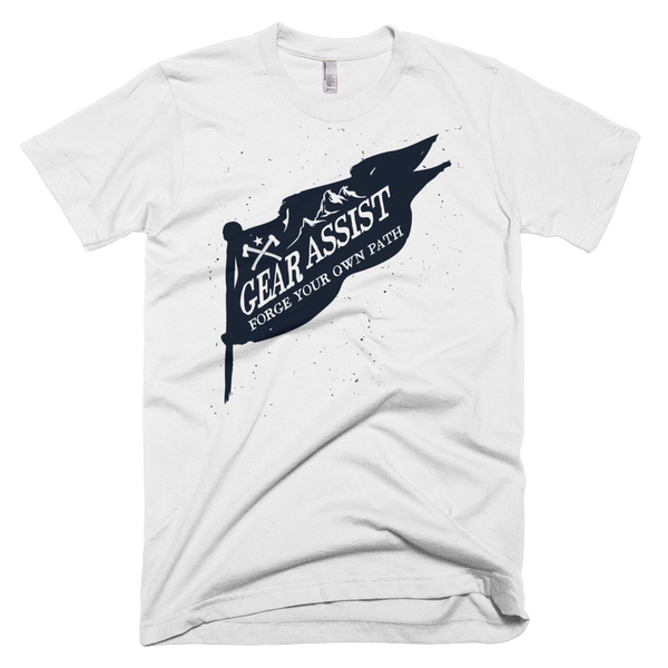 Forge Your Own Path | Gear Assist Patriotic Tee - Gear Assist